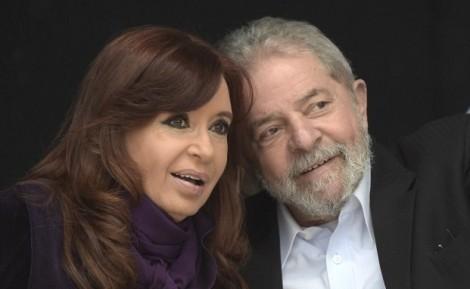Cristina é indiciada em situação semelhante a de Lula
