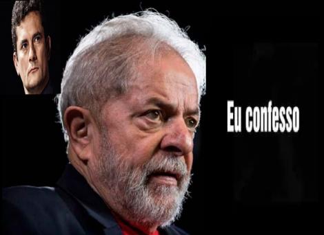 O que Lula não confessou ao nosso Juiz Moro