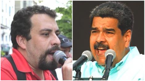 """Boulos: """"Maduro foi eleito democraticamente, Cuba não é ditadura e impeachment foi golpe"""" (Veja o Vídeo)"""