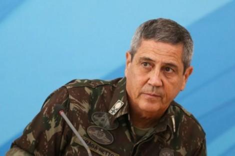 Braga Netto diz que vai arrombar caminhões (Veja o Vídeo)