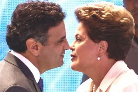 O povo precisa aprender a votar: Dilma e Aécio lideram pesquisas em Minas