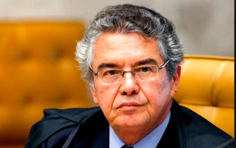 Marco Aurélio afronta o STF e, em entrevista para TV estrangeira, diz que prisão de Lula é ilegal (Veja o Vídeo)
