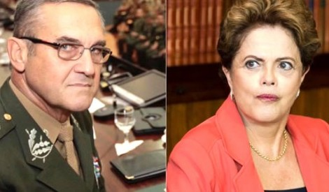 Comandante do Exército faz tributo a soldado morto em ato terrorista da VPR, de Dilma