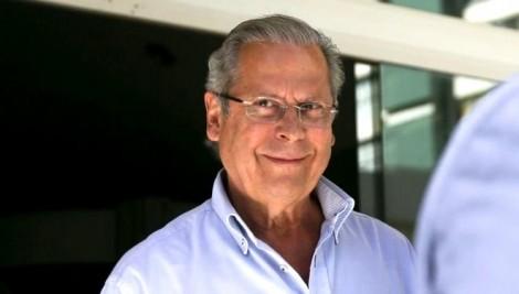 Cínico e solto, Zé Dirceu anuncia o seu novo projeto (Veja o Vídeo)