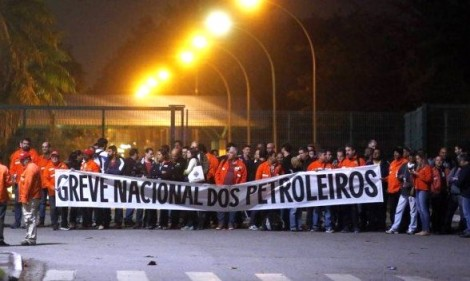 Justiça mostra a cara ideológica de uma falsa greve