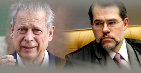 Toffoli cumpriu a missão de soltar Dirceu para coordenar a estratégia da campanha de Haddad