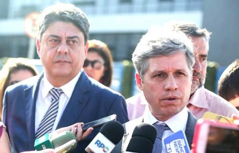 """Deputado participante do """"golpe do plantonista"""" ameaça prender Moro se o PT ganhar eleição"""