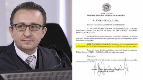 """Caso """"Favreto"""" será decisivo em ação do MBL que pede definição sobre a inelegibilidade de Lula"""