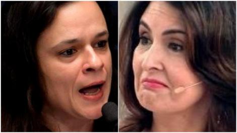 Janaína, a mulher que conseguiu derrubar Dilma e calar Fátima Bernardes (Veja o Vídeo)