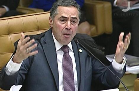 """Barroso confirma que Gilmar é """"a mistura do mal com o atraso e pitadas de psicopatia"""" (Veja o Vídeo)"""