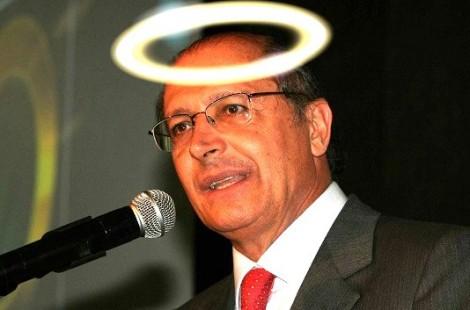 """Geraldo, o """"santo"""" e a Opus Dei"""