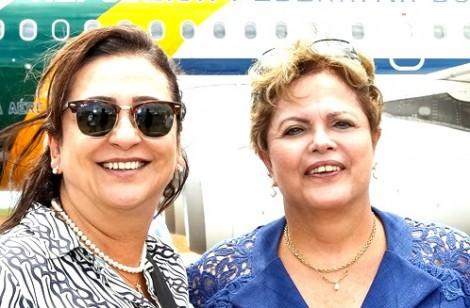 Derrotada em eleição após apoio de Lula, senadora vai à forra e será vice de Ciro (Veja o Vídeo)