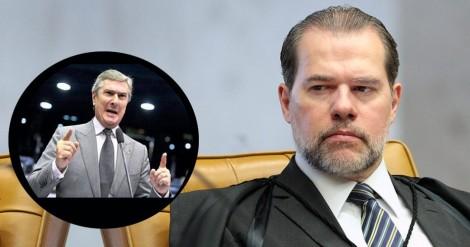 """Com ex-advogado do PT na presidência, o STF fatalmente vai """"collorir"""""""