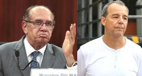 Gilmar pode soltar mais um: Sérgio Cabral (Veja o Vídeo)