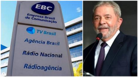 Agência de notícias do governo desafia a Justiça e anuncia entrevista com Lula dia 29