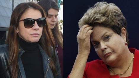 Mônica, com a firmeza de quem diz a verdade, detona Lula, Dilma, Guido, Palocci e PT (Veja o Vídeo)