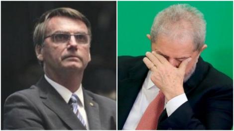 Bolsonaro pede a impugnação de Lula