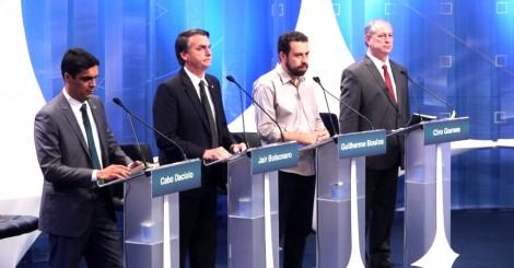 Eleição presidencial, debates e as chances de cada um dos candidatos