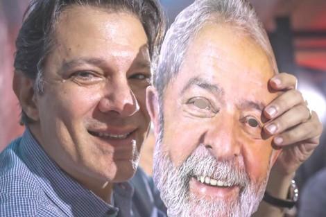 TSE, além de impugnar a candidatura de Lula, deve expurgar a sua imagem da campanha