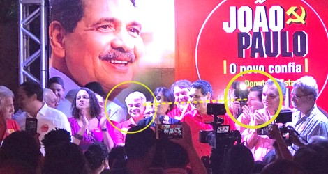 Humberto Costa comete vexatório deslize em evento em Recife
