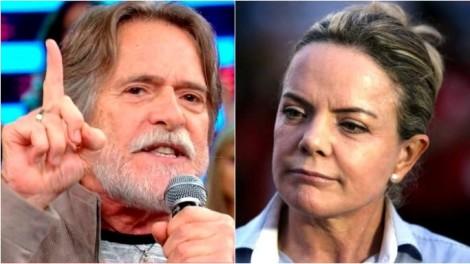 Até Zé de Abreu quer expulsão de deputado dos cybermortadelas e cutuca Gleisi