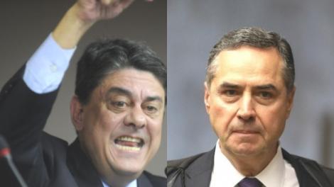 Agressão de Wadih Damous a ministro Barroso é gravíssima