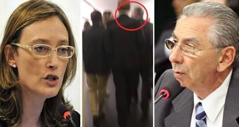 Na hora do voto, eleitor não pode se esquecer, que Rosário agrediu um idoso (Veja o Vídeo)
