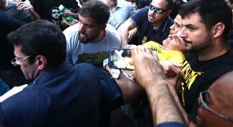 Não foi grave o que fizeram com Bolsonaro. Grave é o que o Brasil fez com o PT