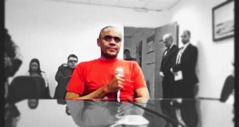 A audiência de Adelio, o homem que quase matou Jair Bolsonaro (Veja o Vídeo)