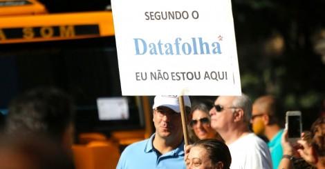 "A arapuca denominada ""Datafolha"""