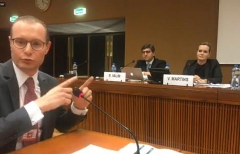 ONU barra o PT e Zanin promove mais um fiasco em Genebra (Veja o Vídeo)