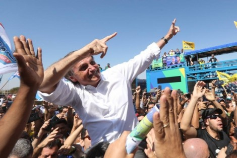 PT muda a estratégia ante a possibilidade de vitória de Bolsonaro no 1º turno