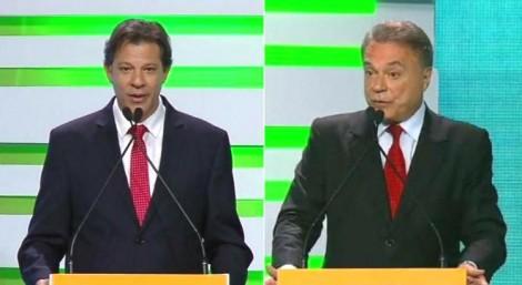 Álvaro Dias se redime e destrói Haddad (Veja o Vídeo)