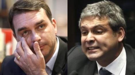 Flavio Bolsonaro detona Lindbergh e o desafia a se submeter a exame toxicológico (Veja o Vídeo)