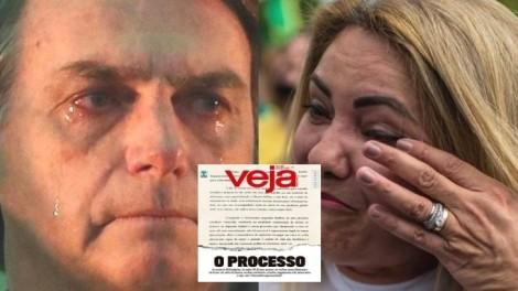 Os crimes praticados pela Revista Veja: A Facada Virtual...