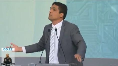 Daciolo ridiculariza Haddad e o define com precisão (Veja o Vídeo)