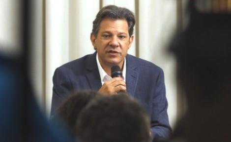 TSE intervém e tira do ar nova fake news de Haddad contra Bolsonaro