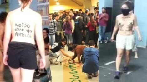 Os tribunais agindo contra a Justiça e a favor da bandalheira nas universidades