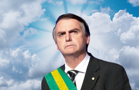 "Ele Sim! Jair Bolsonaro vence ""O Mecanismo"" e será o novo presidente do Brasil"