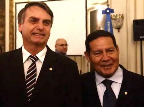 O Brasil tem um novo Presidente!