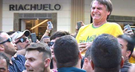 """Em vão, a Rede Globo e o IBOPE, ainda tentaram dar uma """"última facada"""" em Bolsonaro (Veja o Vídeo)"""