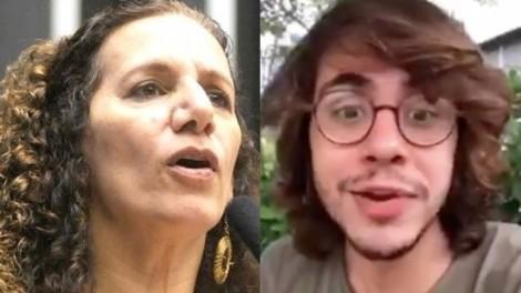 """Questão do Enem: resposta para Jandira Feghali e para um bobalhão que ela acha """"sensacional"""""""