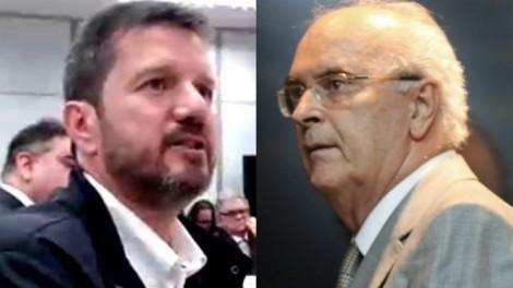 Bittar entrega Roberto Teixeira (Veja o Vídeo)