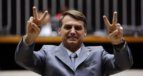 """Bolsonaro concorre a personalidade do ano pela revista americana ''Time"""""""