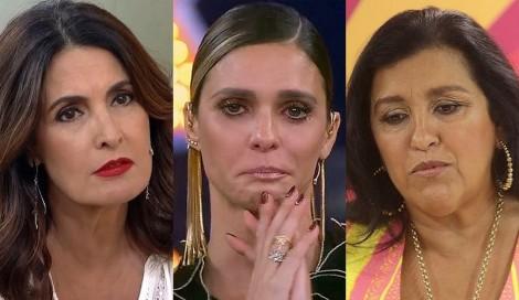 """""""Lacração"""" rende à Rede Globo menor audiência do século"""