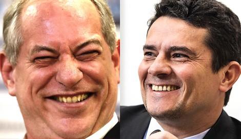 """Ciro ressurge envenenado: Moro é """"despreparadíssimo"""" e """"exibicionista"""""""