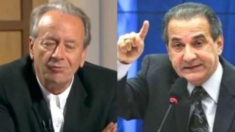 """Entrevistador da Globo News detecta """"excludente de ilicitude"""" para matar em entrevista com Malafaia"""