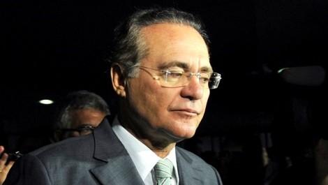 Renan Calheiros, quase morreu, mas está de volta