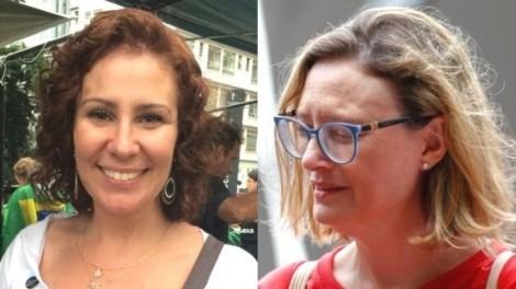 De mulher para mulher, Zambelli acusa Rosário por autoria de lei que beneficiou estupradores