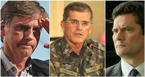 Moro, em sintonia perfeita com Bolsonaro, escolhe General para Secretaria Nacional de Segurança Pública